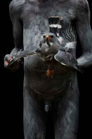 Henk Bothof Bird - Human inside kroongallery