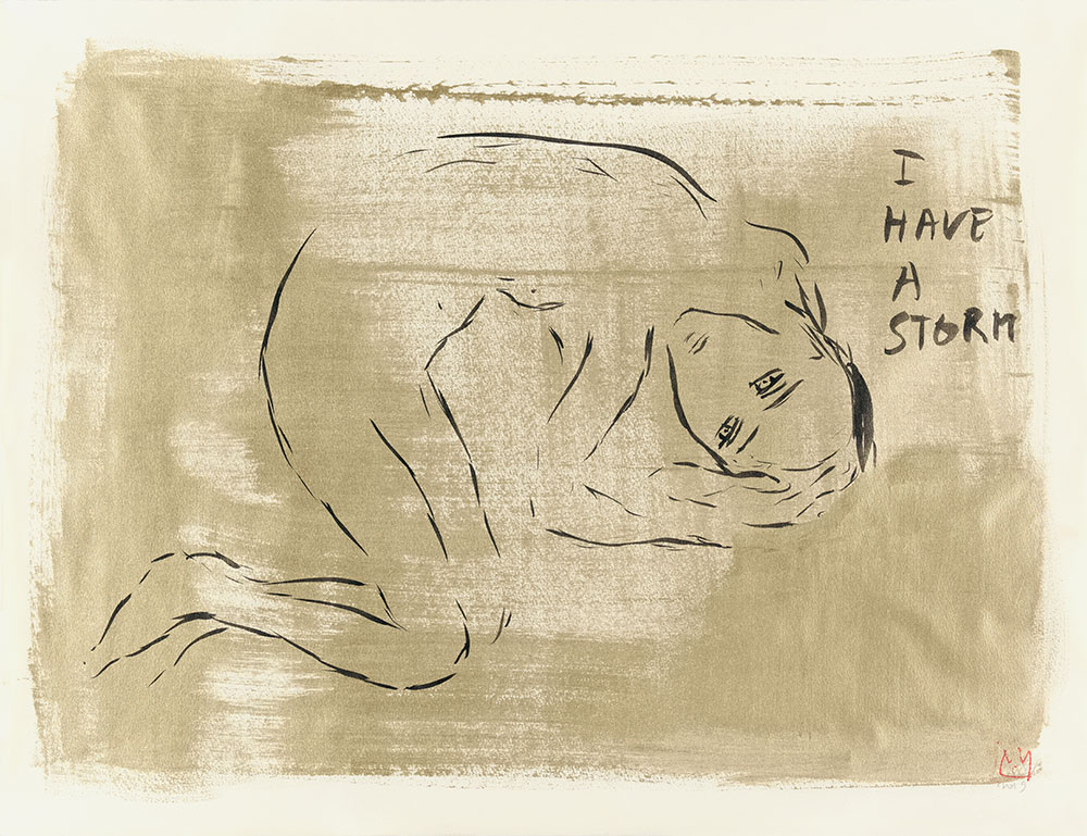 I-have-a-storm - cathalijn Wouters - Kroon Gallery