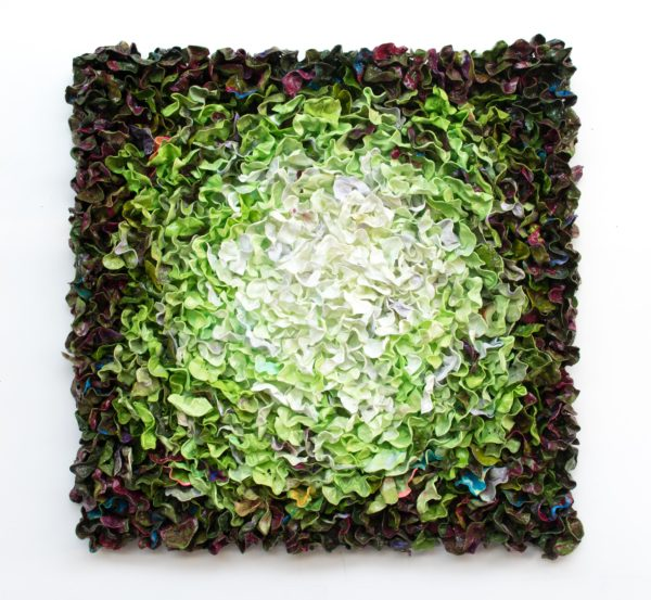 """'Sla"""" 145 x145cm Stefan Gross kroon gallery"""