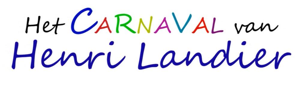 The carnaval of Henri Landier