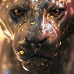 Chris Tap - Jaguar statue Kroon gallery