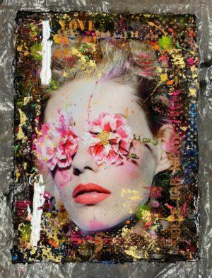 DIOR FLOWER LADY